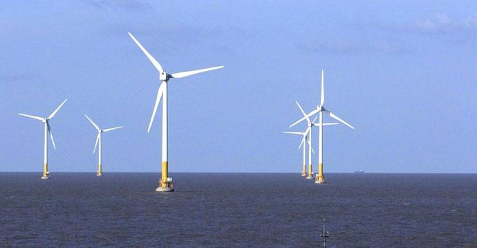 全球海上风电,中国再次领跑!