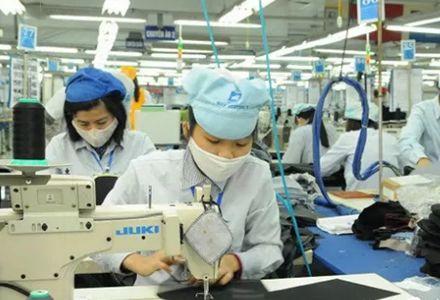 中國臺灣企業加大對越南紡織服裝和制鞋業的投資力度